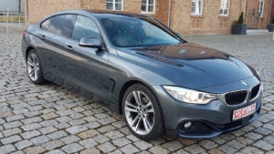 BMW 420d Coupe 1
