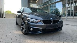 BMW 430i Coupe 1