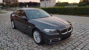 BMW 525d Luxury 1